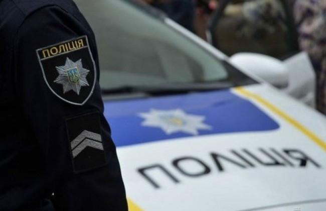 На Львівщині поліцейські у будинку пенсіонерки затримали озброєного двома ножами чоловіка . Фото: відкриті джерела.