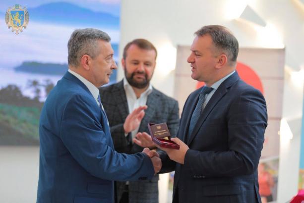 Ярославу Стельмаху присвоїли звання Заслуженого працівника фізичної культури та спорту