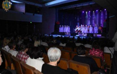 На Львівщині відбувся святковий концерт «Все починається з Мами»