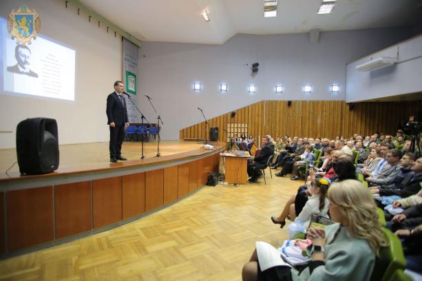 На Львівщині відзначили 155-річчя від дня народження Кирила Трильовського