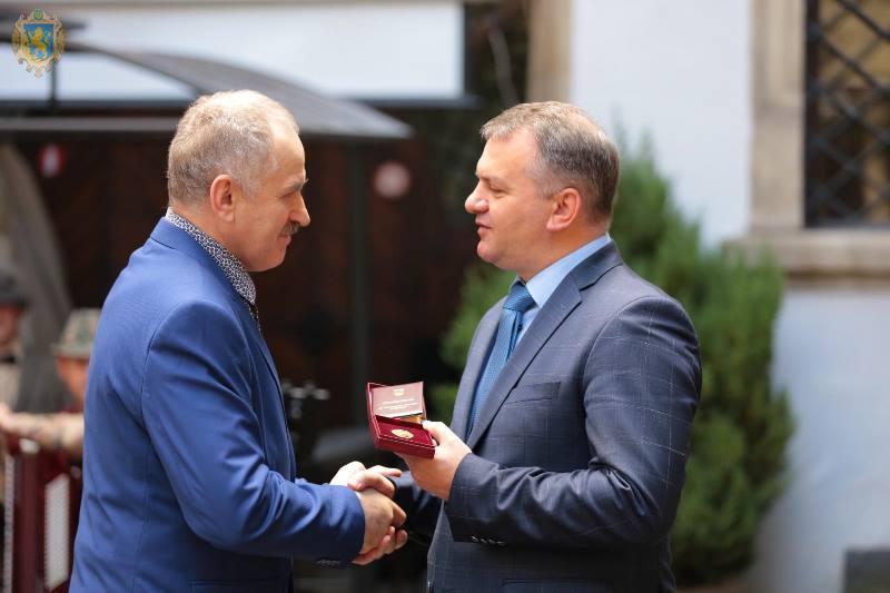 На Львівщині діячі мистецтв отримали державні нагороди