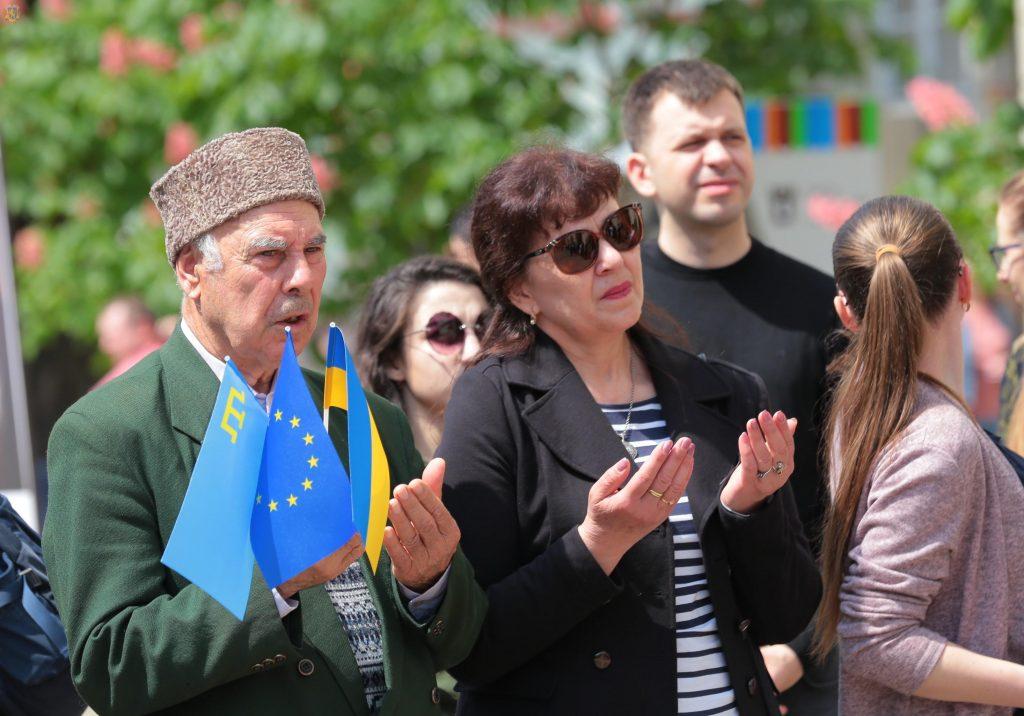 На Львівщині вшанували пам'ять жертв депортації кримськотатарського народу
