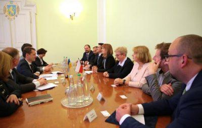 Львівщина активізує співпрацю з Південно-Моравським краєм