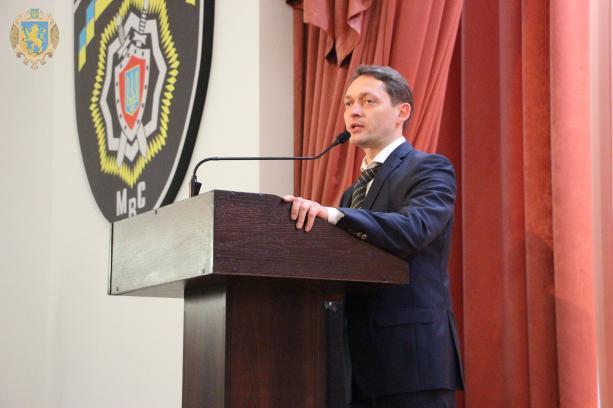 У Львівському державному університеті внутрішніх справ відзначають День науки