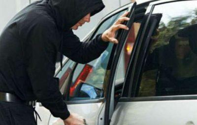 У Сокалі вкрали автомобіль. Фото: відкриті джерела.