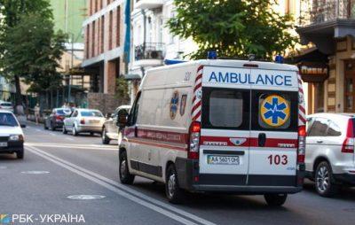 На Львівщині стріляли по автомобілі швидкої допомоги. Ілюстрація з відкритих джерел.