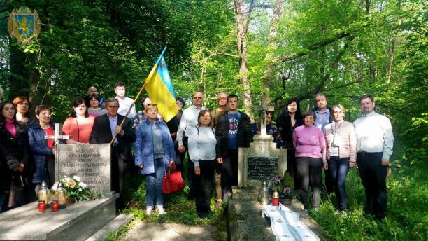 Делегація з Львівщини вшанувала пам'ять українців у Павлокомі