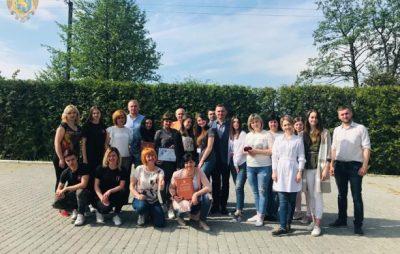 На Львівщині завершився тренінг щодо співпраці молоді і влади