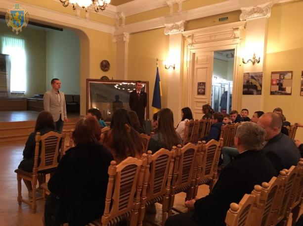 На Львівщині презентували виставку «Чортківська офензива: 100 років боротьби»