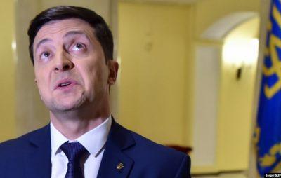 Зеленський видалив з сайту президента всі новини про Порошенка. Фото: відкриті джерела.