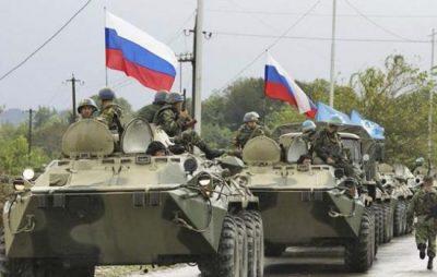 У Київ в'їдуть російські танки, якщо мовчати про війну,-Береза. Фото: відкриті джерела.
