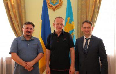 Львівщина активізує співпрацю з Естонською Республікою