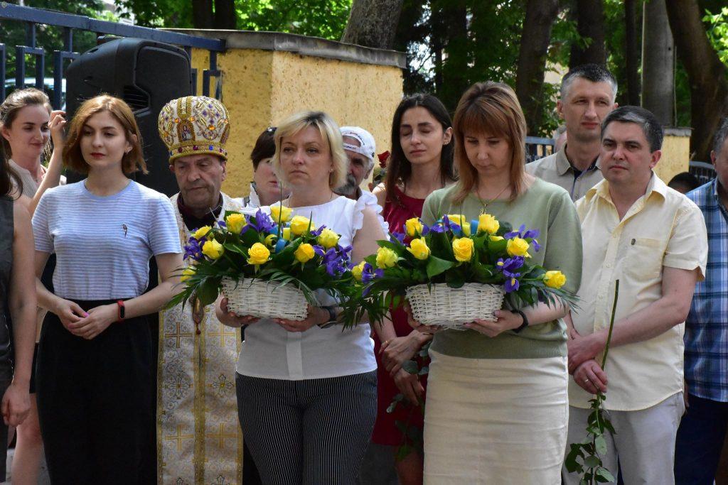 На Львівщині вшанували пам'ять видатного українця Олега Ольжича