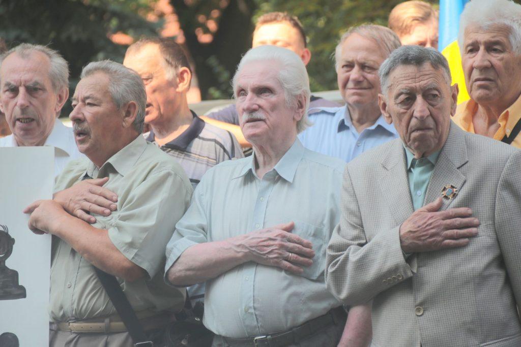 Від Зеленського у Львові вимагають прозорих кадрових призначень. Фото: 4studio.