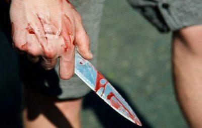 У Львові чоловік ледь не вбив ножем перехожого. Фото: відкриті джерела.