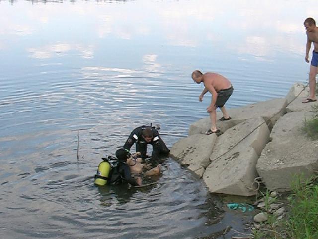 На Миколаївщині у річці знайшли тіло жінки