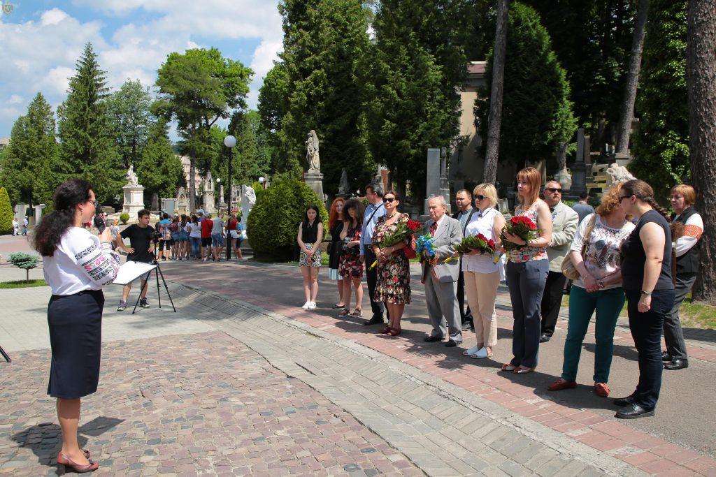 На Львівщині вшанували пам'ять отця Маркіяна Шашкевича