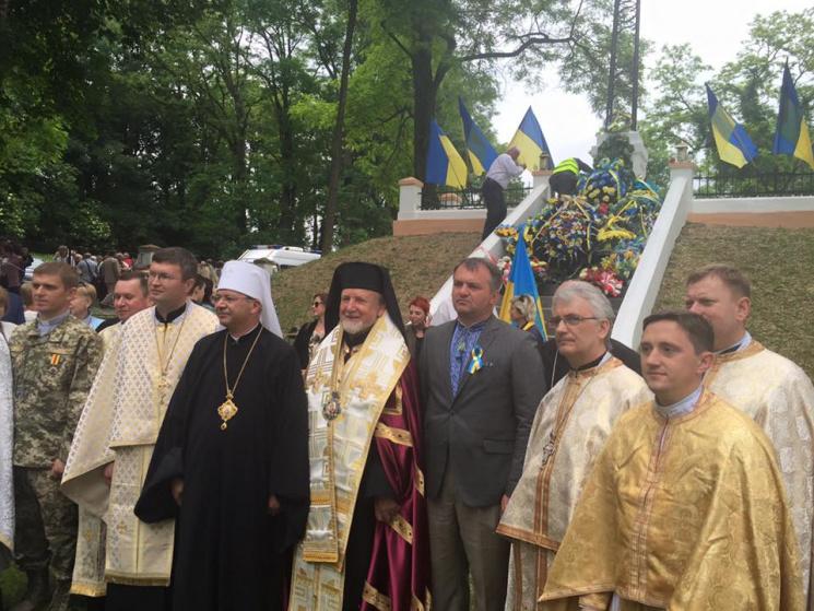 У Перемишлі відбудуться урочистості з нагоди відзначення Свята української національної пам'яті