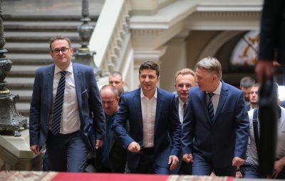 Головою Львівської обласної державної адміністрації став Маркіян Мальський