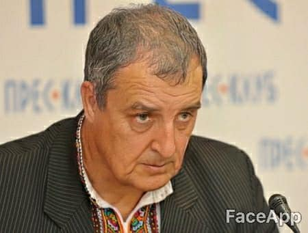 """На Львівщині """"постаріли"""" політики. Фото: Мирослав Новосад."""