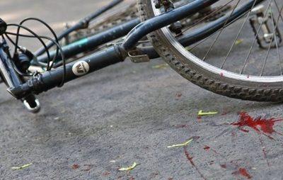 На Львівщині у ДТП загинув велосипедист. Фото: відкриті джерела.