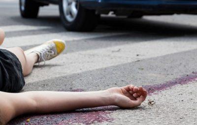 У Львові водій «Рено» скоїв наїзд на дитину. Фото: відкриті джерела.