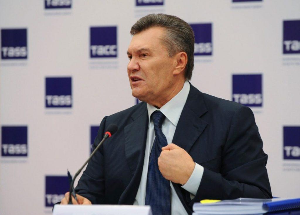 Януковича викликають до Київського апеляційного суду. Фото ілюстроване з відкритих джерел.