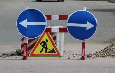 У Львові прекрили рух транспорту на вулиці Джерельній. Фото: відкриті джерела.