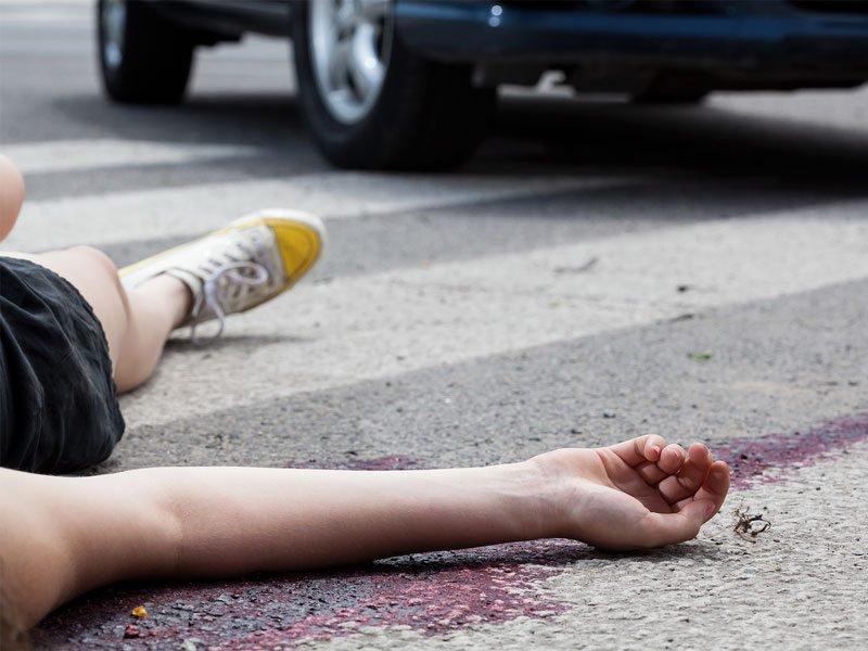 У Самборі автівка збила дитину. Фото: відкриті джерела.