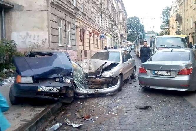 У Львові судитимуть іноземців, які спричинили ДТП
