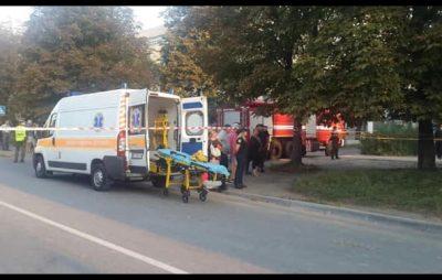 Микичак розповіла про стан потерпілих у Дрогобичі. Фото: Ірина Микичак.