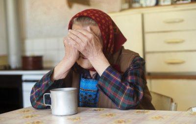 На Львівщині чоловік душив 78-річну пенсіонерку, вимагаючи гроші. Фото: відкриті джерела.
