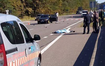 На Бродівщині внаслідок ДТП загинули водій та пасажир мотоцикла. Фото: відкриті джерела.