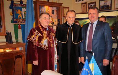 Синютка привітав Франковий університет з річницею