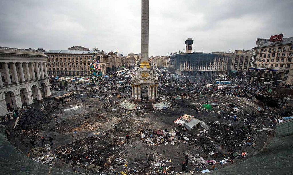 Українців закликають вийти на Майдан