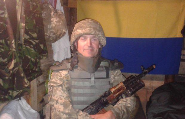 Едуард Крохмалюк, діючий військовослужбовець 24 бригади, 2 механізованого батальйону, старшина 6 механізованої роти