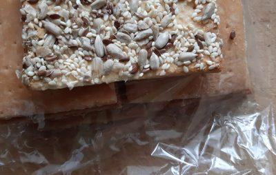 У Дрогобичі продають печиво з хробаками