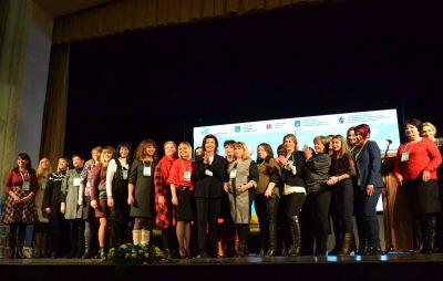 Марина Порошенко взяла участь у роботі Другої Всеукраїнської науково-практичної конференції